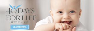 40 Days for Life Fall 2015